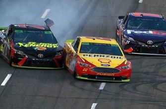 NASCAR Race Hub Fans' Choice Awards: Best Finish - Joey Logano vs. Martin Truex Jr. at Martinsville