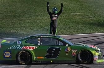 NASCAR Race Hub Fans' Choice Awards: Rising Star - Chase Elliott