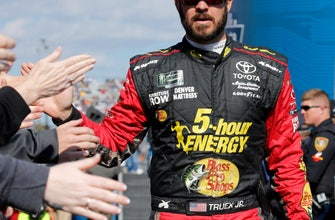 NASCAR champion Truex moving to Gibbs with crew chief
