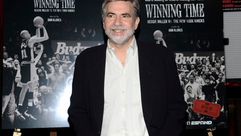 "<p>               FILE - In this March 2, 2010, file photo, director Dan Klores attends the premiere of ""Winning Time: Reggie Miller vs. The New York Knicks"" at the Ziegfeld Theatre in New York. Klores thinks basketball, invented in the U.S. by a Canadian and now being played by more than 300 million people in China, can have an even more powerful reach than soccer, the world's most popular sport. NYU professor David Hollander developed ""How Basketball Can Save The World: An Exploration of Society, Politics, Culture and Commerce Through the Game,"" a four-credit course that will debut for the summer 2019 session. (AP Photo/Evan Agostini, File)             </p>"