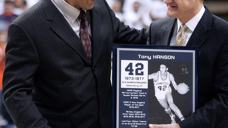 Former UConn basketball star Tony Hanson dead at 63