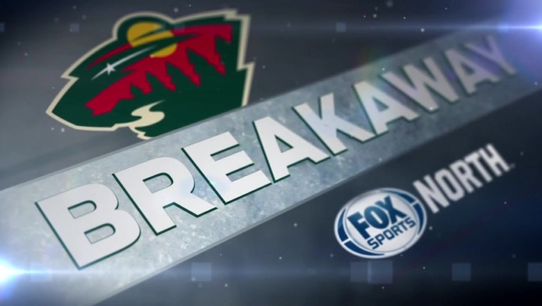 Wild Breakaway: Minnesota allows weary Sabres to 'hang around'