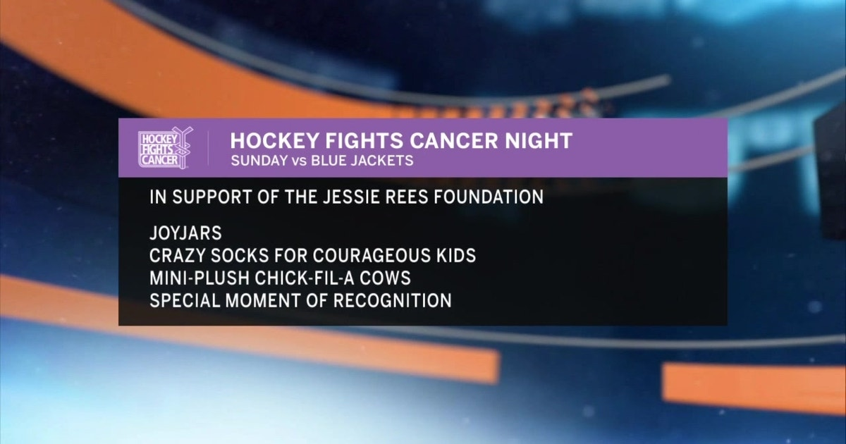 Join the Ducks on Sunday for Hockey Fights Cancer Night  406c67134