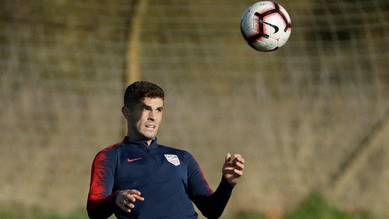 Pulisic assumes leadership role on return to American team