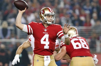 Nick Mullens remains starter at QB for 49ers