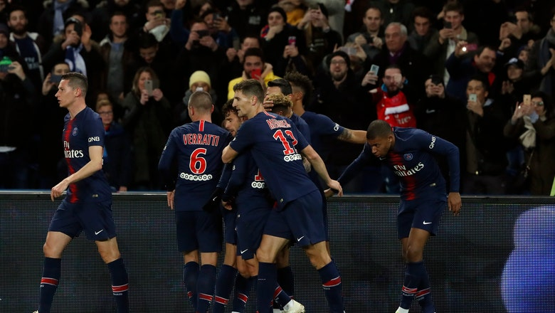 Mbappe and Neymar score as PSG beats Lille for 12th win