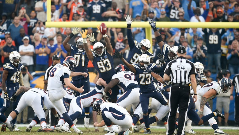 Broncos' win takes Vance Joseph off hook for non-challenge
