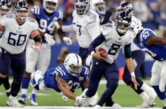 Improved defense plays crucial role in Colts' winning streak