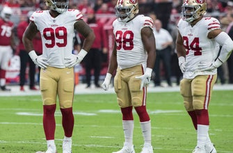 49ers 2017 draft class struggles in second year in NFL