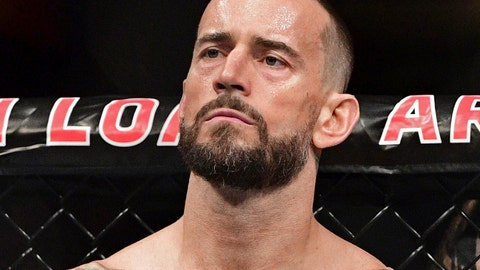 <p>               FILE - In this Sept. 10, 2016, file photo, CM Punk stands in his corner before a welterweight bout at UFC 203 in Cleveland. Punk went 0-2 in UFC and has given himself until the new year to decide if he wants to keep fighting. Punk hopes to stick in the sport as a mixed martial arts announcer. (AP Photo/David Dermer, File)             </p>