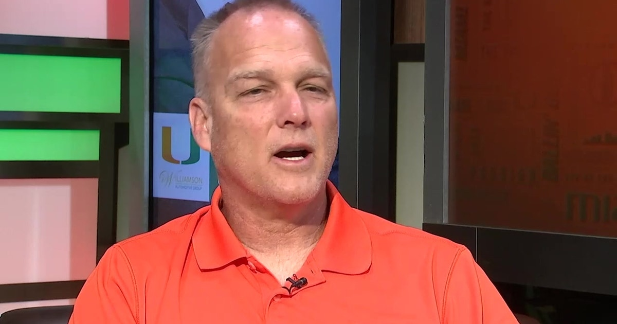Miami coach Mark Richt details recruiting plans, official visits coming up
