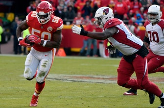 Chiefs' maligned defense shines on a day offense stalls a bit