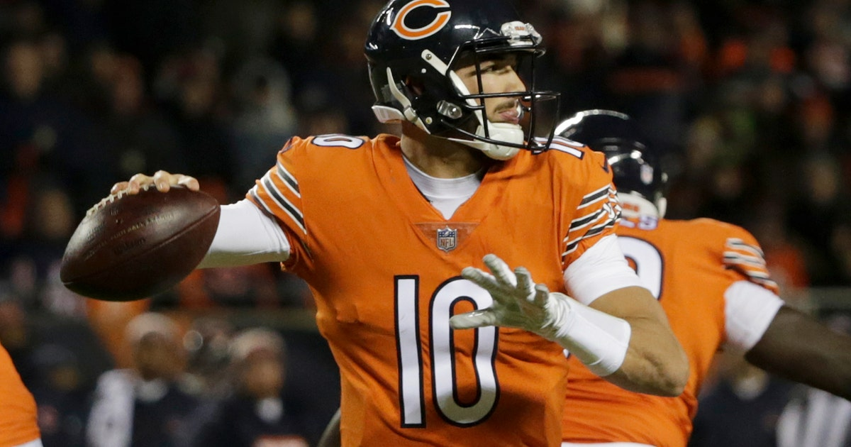 adbcd7e7878 Bears QB Mitchell Trubisky out, Chase Daniel in versus Lions | FOX Sports