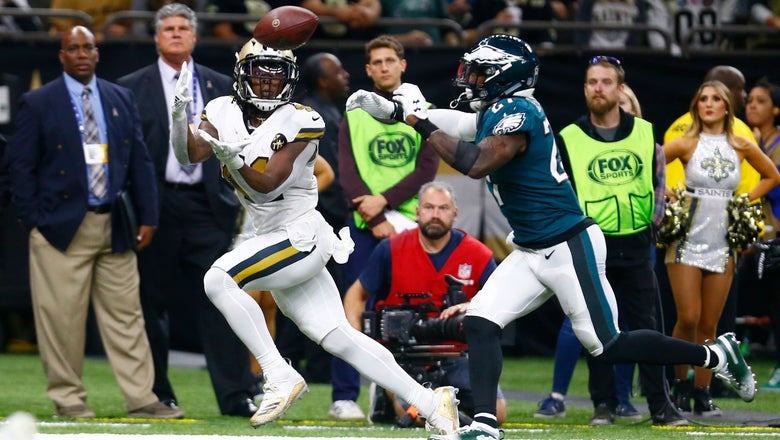 Eagles embarrassed by blowout loss to Saints