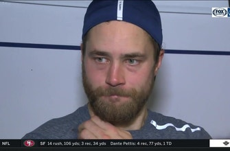 Victor Hedman on the Lightning's defense corps after win over New Jersey