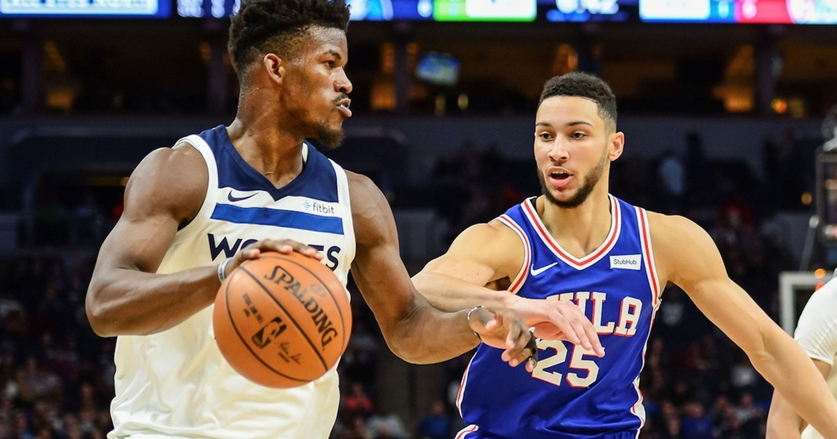 Chris Broussard gives two reasons why Jimmy Butler to the 76ers may not be a good fit | FOX Sports