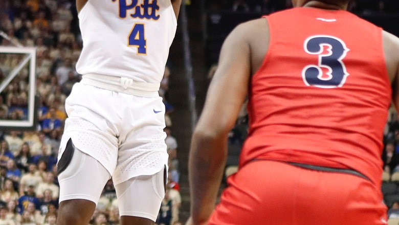 Pitt pulls away for 74-53 win over Duquesne in the City Game