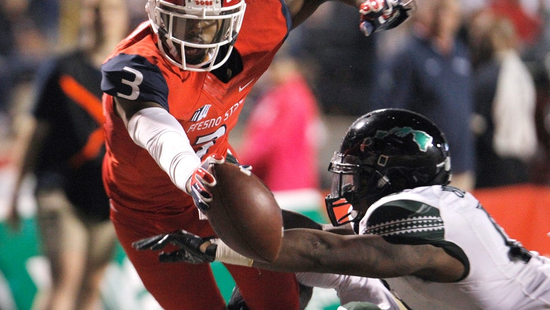 No. 20 Fresno State aiming to avoid letdown against UNLV