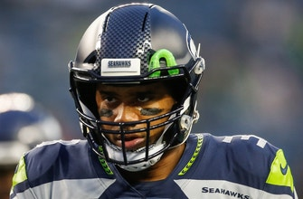 Colin Cowherd believes Russell Wilson should 'absolutely' be mentioned with Aaron Rodgers
