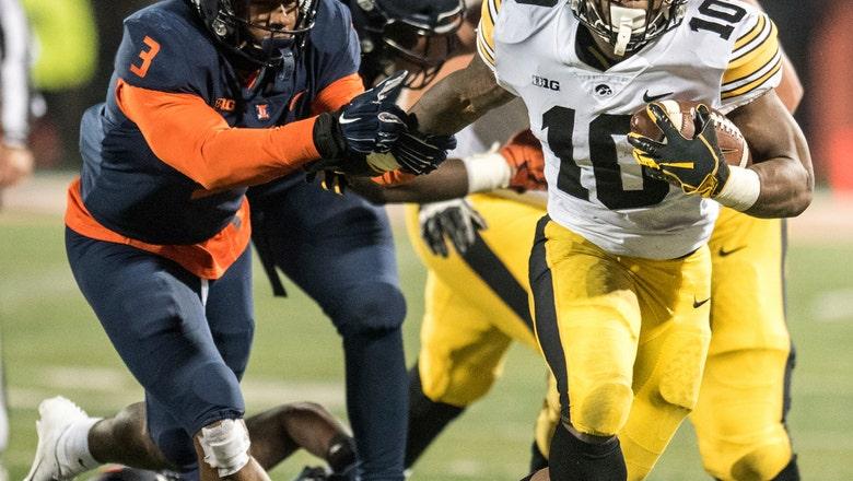 Iowa hands Illinois worst loss in school history