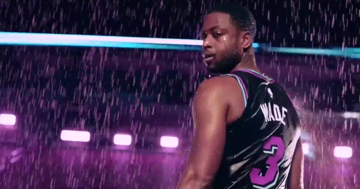 Miami Heat Vice Nights intro  63bfd89b7