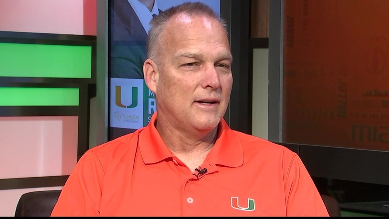Mark Richt details what went wrong in Miami's loss to Georgia Tech