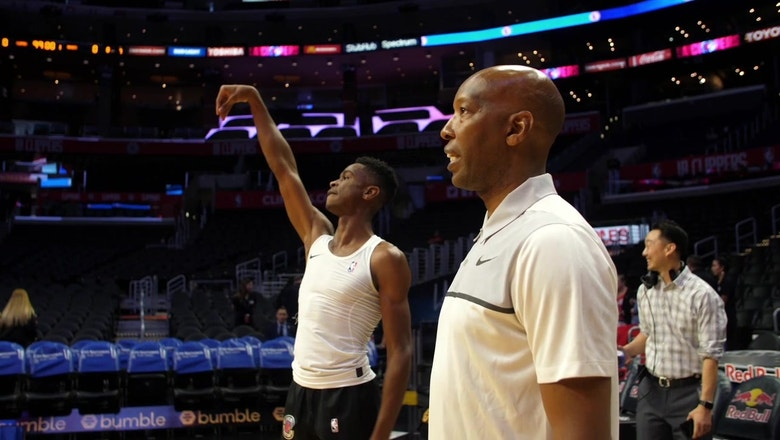 Clippers Weekly: Shai Gilgeous Alexander working with Sam Cassell
