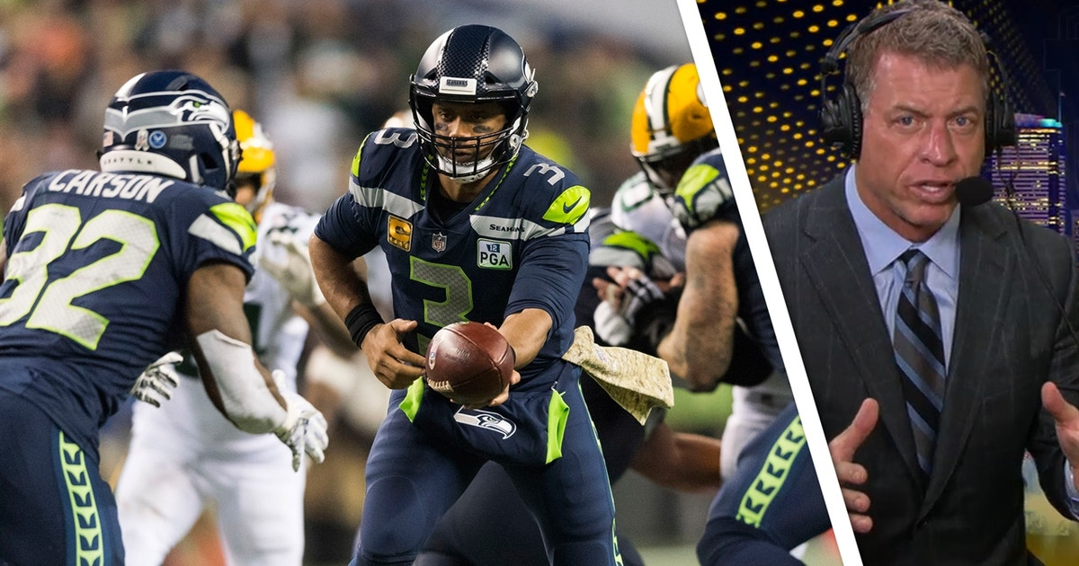 Troy Aikman: Seahawks are very much alive in NFC playoff picture