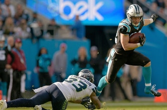 Christian McCaffrey breaks off 60-yard run on his way to franchise record 243 total yards