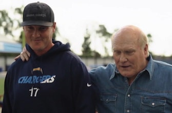 Phillip Rivers breaks down his role as quarterback with Terry Bradshaw