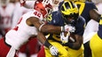 No. 4 Michigan grinds out 31-20 win over Indiana after sloppy first half