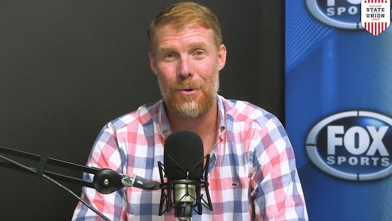 Alexi Lalas breaks down Rooney's legacy ahead of USMNT vs. England