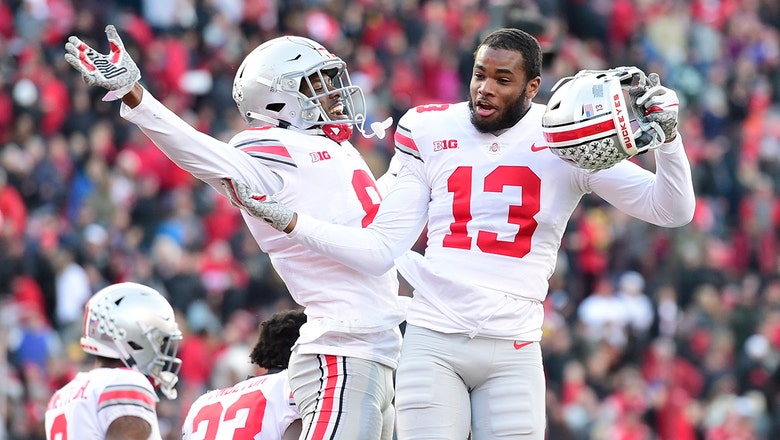 No. 10 Ohio State narrowly avoids upset bid by Maryland in 2OT thriller