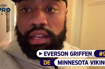 Vikings DE Everson Griffen is ready for Sunday Night Football against the Bears