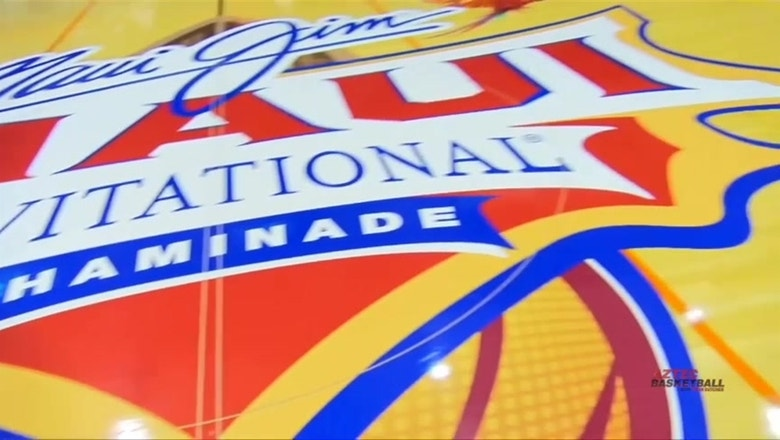 Aztec players are excited about this year's Maui Invitational