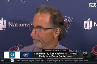 Tortorella wants the team to find consistency