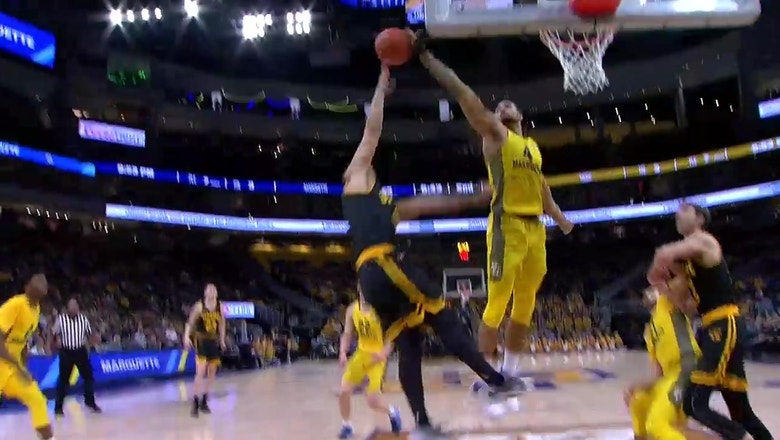 Marquette smother UMBC with tough defense, win 67-42