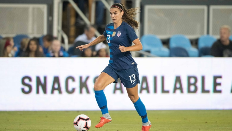 Alex Morgan and the USWNT put their unbeaten 2018 to the test with pair of friendlies in Europe