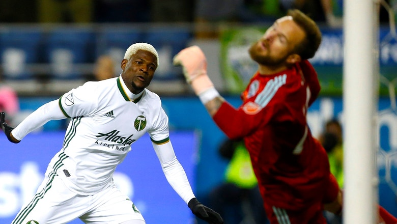 Relive the epic clash between the Portland Timbers and Seattle Sounders | 90 IN 90