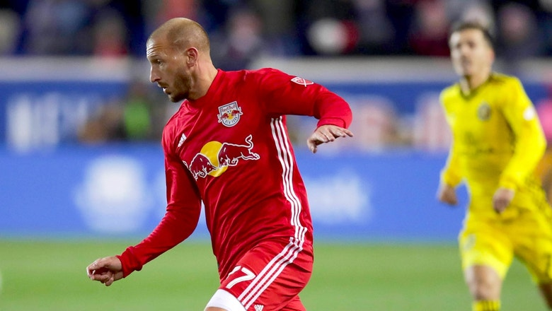 Stu Holden: Red Bulls 'exorcise playoff demons' by advancing to Eastern Conference Championship | 2018 Audi MLS Cup Playoffs