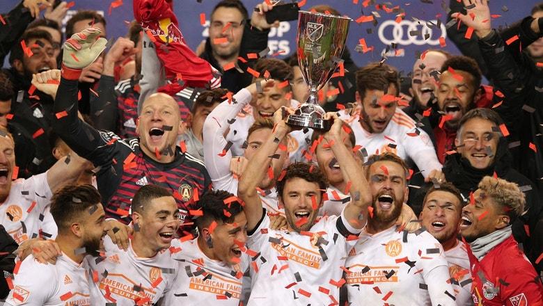 90 in 90: New York Red Bulls vs Atlanta United | 2018 Audi MLS Cup Playoffs