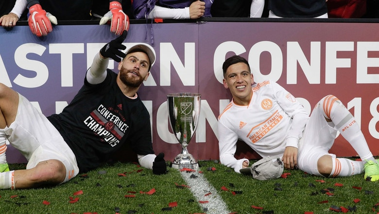 Atlanta United eliminate New York Red Bulls, will host MLS Cup | 2018 Audi MLS Cup Playoffs