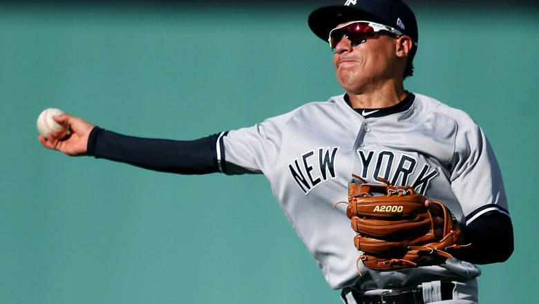 Ronald Torreyes traded from New York Yankees to Chicago Cubs