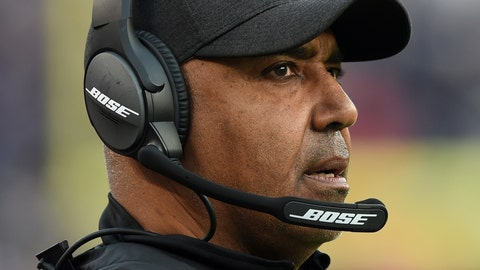 <p>               Cincinnati Bengals head coach Marvin Lewis watches the second half of an NFL football game against the Baltimore Ravens, Sunday, Nov. 18, 2018, in Baltimore. (AP Photo/Gail Burton)             </p>