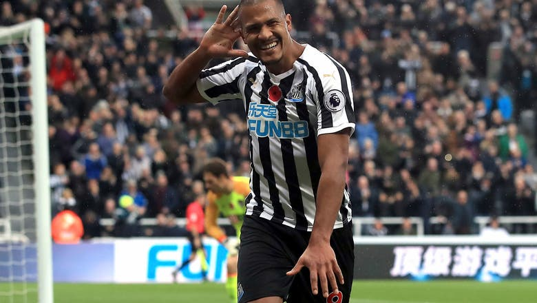 Rondon double leads Newcastle over Bournemouth 2-1 in EPL