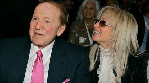 <p>               FILE - In this May 13, 2008 file photo, Sheldon Adelson, CEO of the Las Vegas Sands Corp., left, sits with his wife Dr. Miriam Adelson before a session at the President's Conference in Jerusalem. President Donald Trump has announced his first recipients of the Presidential Medal of Freedom and they include  Miriam Adelson, Utah Sen. Orrin Hatch, who is retiring after more than 41 years in the U.S. Senate; former Dallas Cowboys quarterback Roger Staubach and Alan Page, who began a legal career after leaving the NFL.  (AP Photo/Tara Todras-Whitehill, File)             </p>