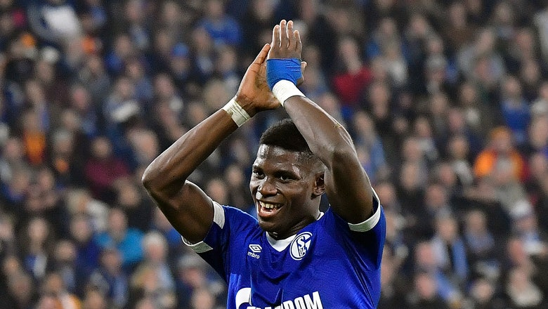 Switzerland and Schalke forward Embolo faces 6 weeks out