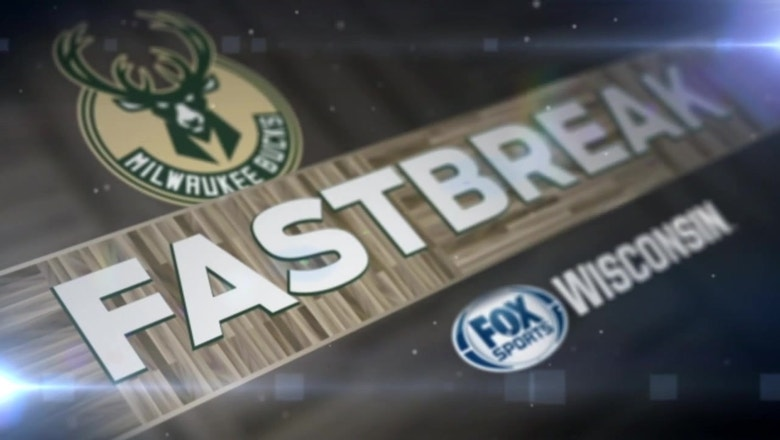 Bucks Fastbreak: Milwaukee wins in Mile High City for first time since 2010