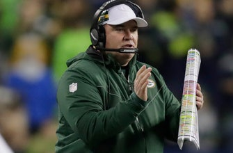 On hot seat? Packers' McCarthy focuses on getting road win