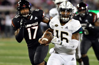 Georgia Tech takes 4-game winning streak to No. 5 Georgia